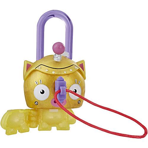 Замочки с секретом Lock Stars, Золотой поросёнок от Hasbro