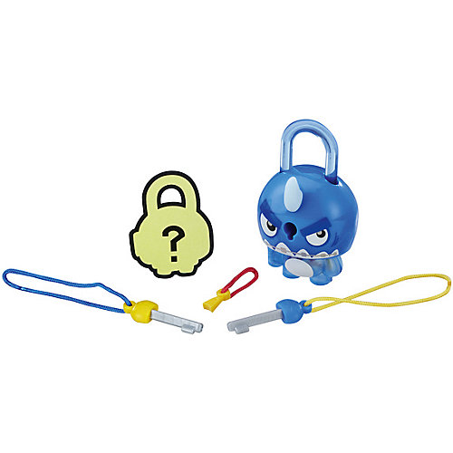 Замочки с секретом Lock Stars, Голубая акула от Hasbro
