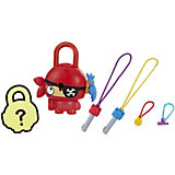 Замочки с секретом Lock Stars, Красный пират