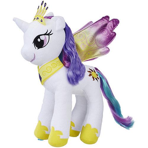 """Мягкая игрушка My little Pony """"Большие пони"""" Принцесса Селестия, 30 см"""