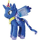 """Мягкая игрушка My little Pony """"Большие пони"""" Принцесса Луна, 30 см"""