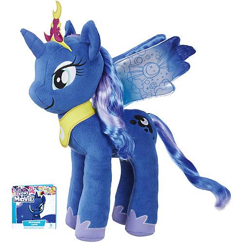 """Мягкая игрушка My little Pony """"Большие пони"""" Принцесса Луна, 30 см от Hasbro"""