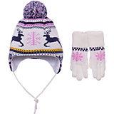 Комплект Janus: шапка и перчатки