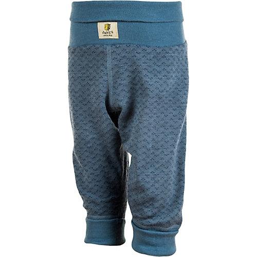 Термобелье Janus: брюки - синий от Janus