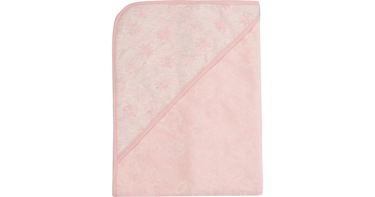 bébé jou · Kapuzenbadetuch, Blush Pink