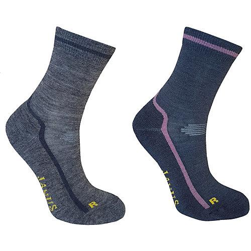 Носки Janus, 2 пары - разноцветный от Janus