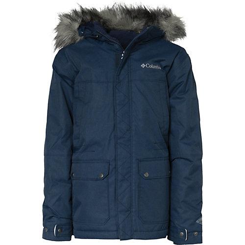 Columbia Winterjacke SNOWFIELD Gr. 152 Jungen Kinder | 00191454825773