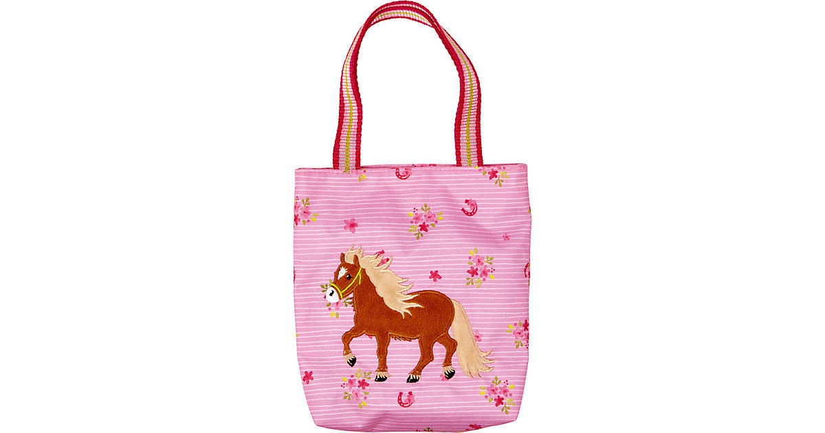Spiegelburg · Mein kleiner Ponyhof: Täschchen, rosa