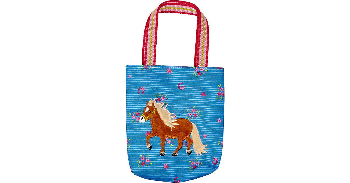 Spiegelburg · Mein kleiner Ponyhof: Täschchen, blau