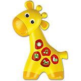 Музыкальная игрушка Азбукварик Жирафик