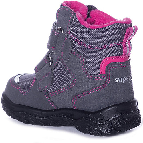 Утепленные ботинки Superfit - серый от superfit