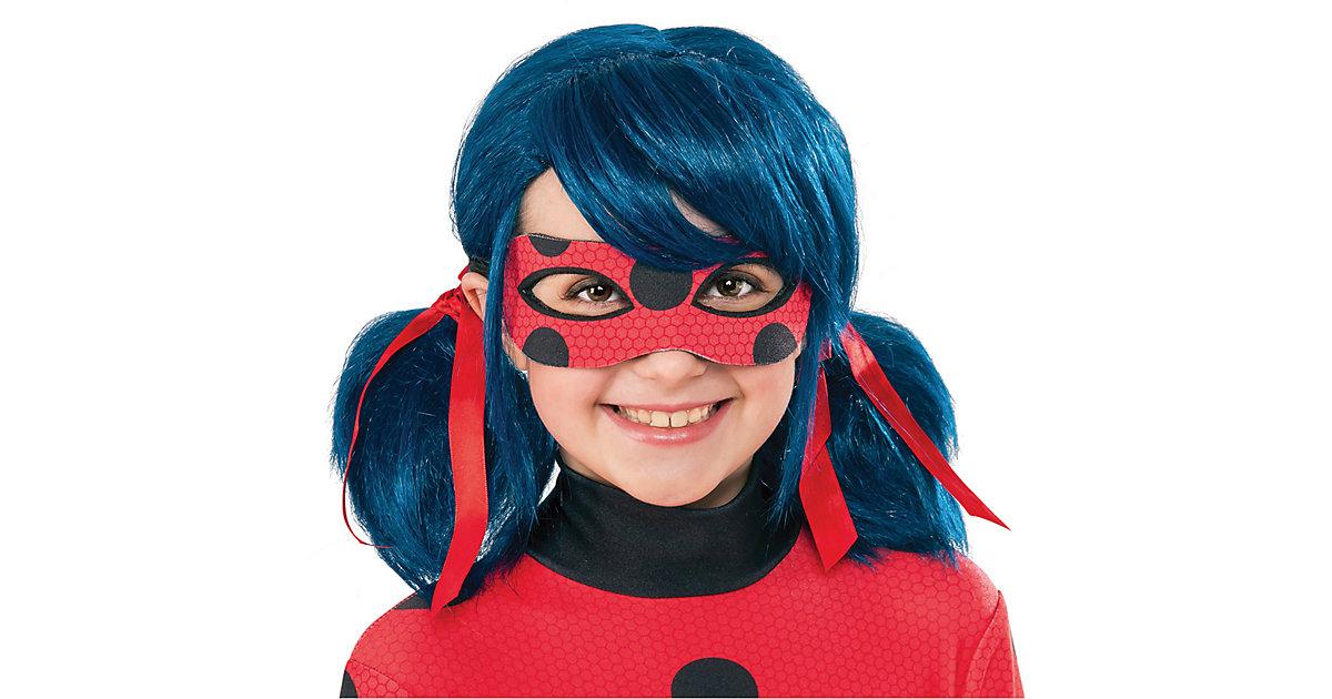 Perücke Miraculous Ladybug Mädchen Kinder