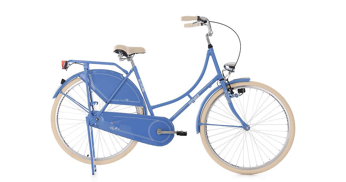 KS Cycling · Hollandrad 28´´ Tussaud hellblau Singlespeed RH 53 cm KS Cycling