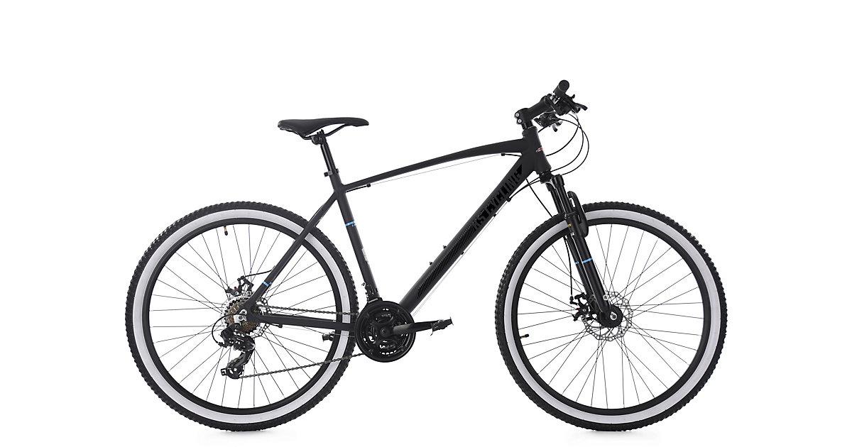 KS Cycling · Mountainbike 27,5´´ Larrikin schwarz Aluminiumrahmen RH 51 cm KS Cycling