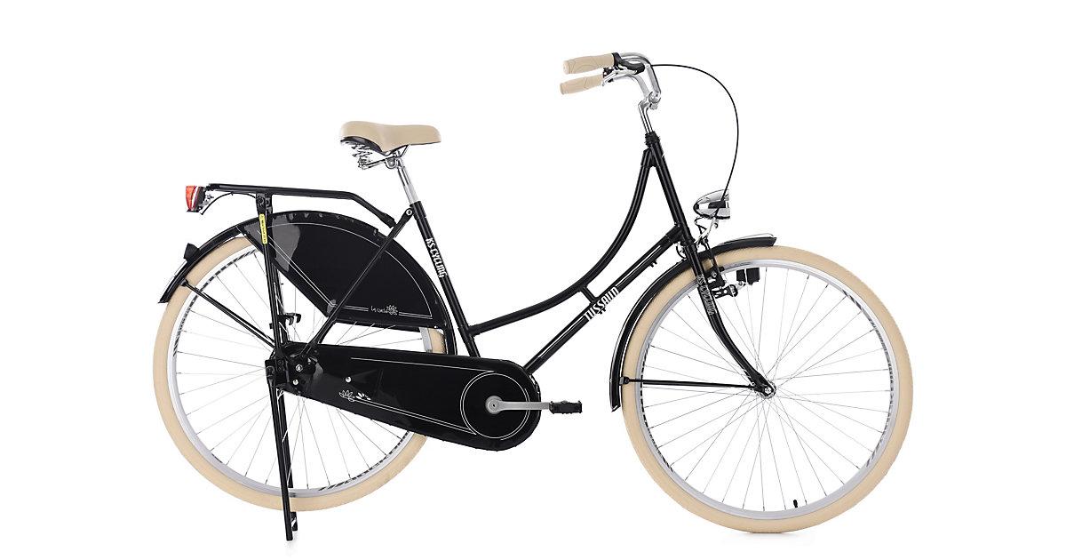 KS Cycling · Hollandrad 28´´ Tussaud Singlespeed Schwarz RH 53 cm KS Cycling