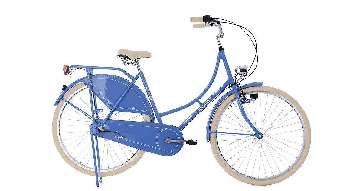 KS Cycling · Hollandrad 28´´ Tussaud hellblau 3-Gänge RH 53 cm KS Cycling
