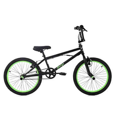 BMX Freestyle 20'' Yakuza schwarz-grün KS Cycling