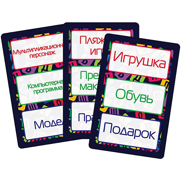 "Настольная игра Звезда ""Слово за слово"""