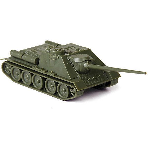 """Сборная модель Звезда Советский истребитель танков """"СУ-100"""""""