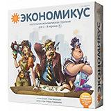 Настольная игра Экономикус, 2-е издание