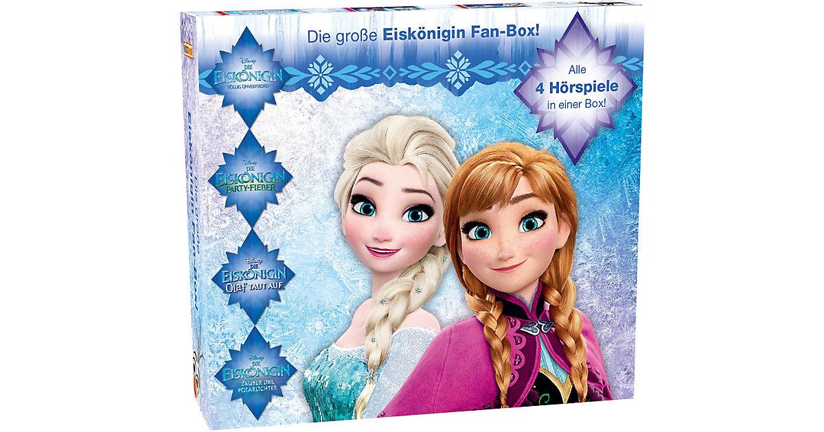 Disney · CD Die Eiskönigin - Fanbox (3 CDs)