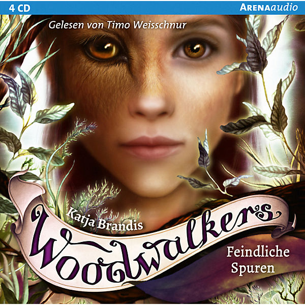 Woodwalkers (5): Feindliche Spuren, 1 Audio-CD