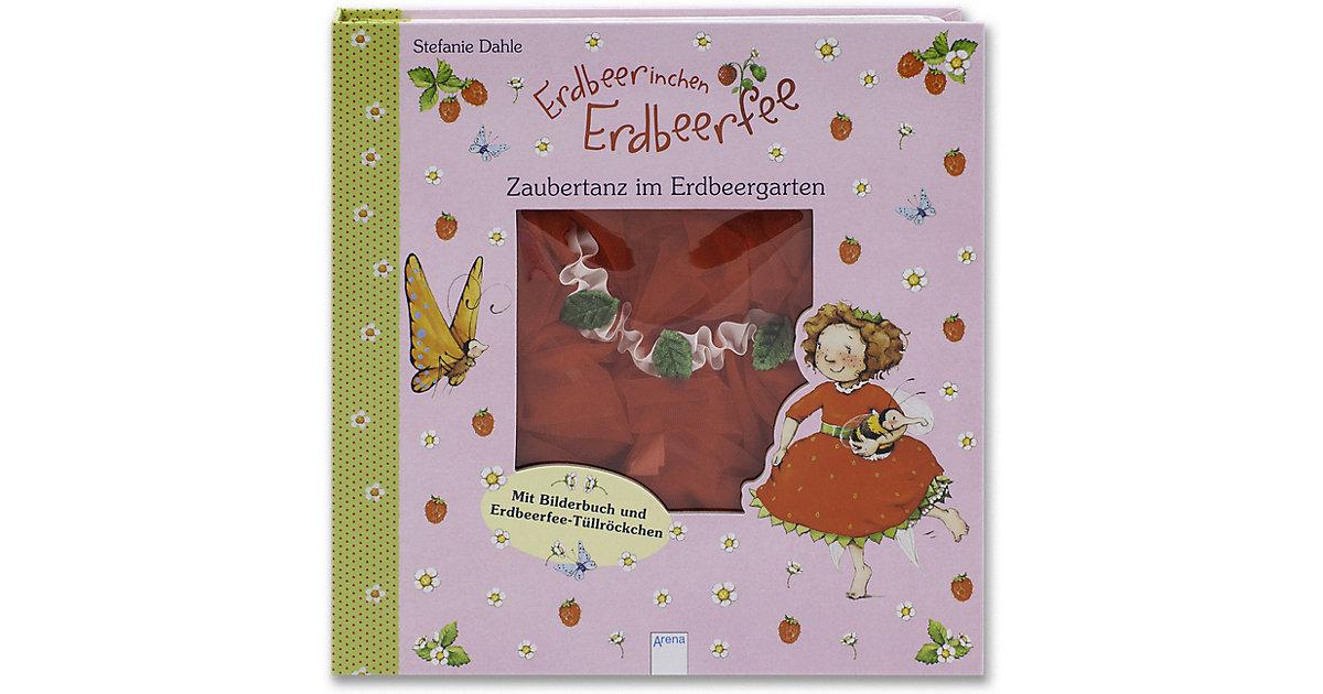 Erdbeerinchen Erdbeerfee: Zaubertanz im Erdbeer...