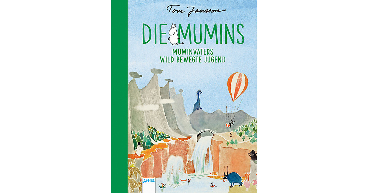 Die Mumins: Muminvaters wild bewegte Jugend, Ba...