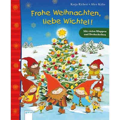 Frohe Weihnachten Liebe.Frohe Weihnachten Liebe Wichtel Katja Richert