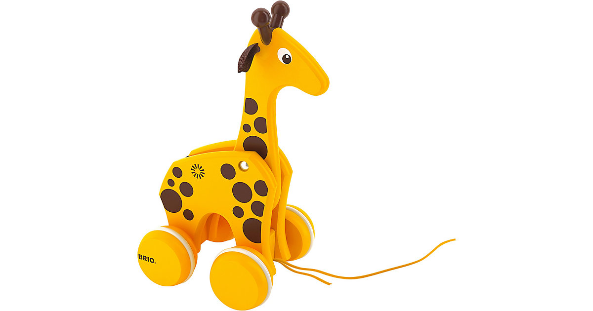 Brio · BRIO Nachzieh Giraffe
