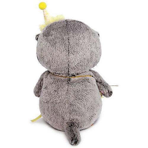 Мягкая игрушка Budi Basa Кот Басик Baby в колпачке с барабаном, 20 см от Budi Basa