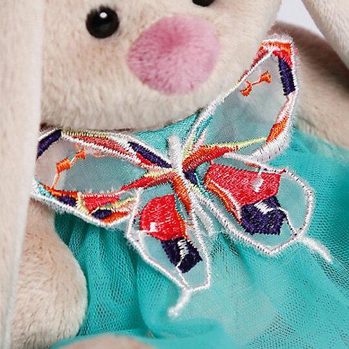 Мягкая игрушка Budi Basa Зайка Ми в бирюзовой юбочке с бабочкой, 15 см от Budi Basa
