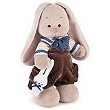 """Мягкая игрушка Budi Basa Зайка Ми """"Бархатный шоколад"""", 32 см"""