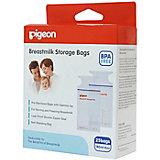 Пакеты Pigeon для заморозки и хранения грудного молока 180 мл х 25 шт. одноразовые