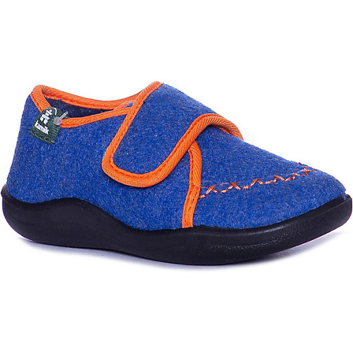Туфли Kamik Cozylodge - синий/оранжевый от Kamik