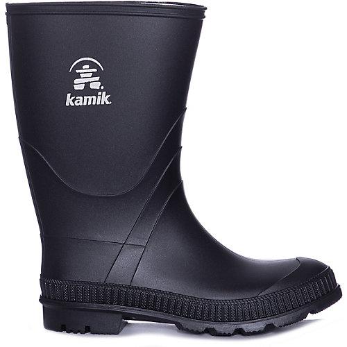 Резиновые сапоги Kamik Stomp - черный от Kamik