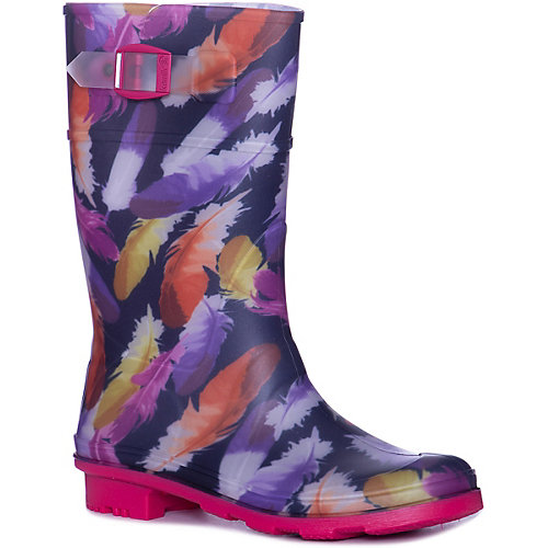 Резиновые сапоги Kamik Feathers - фиолетовый от Kamik