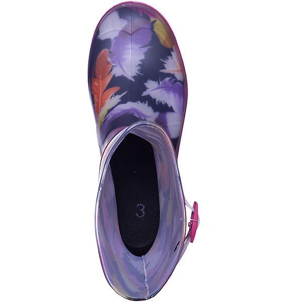 Резиновые сапоги Kamik FEATHERS для девочки
