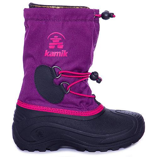 Сноубутсы Kamik Southpole4 - лиловый от Kamik