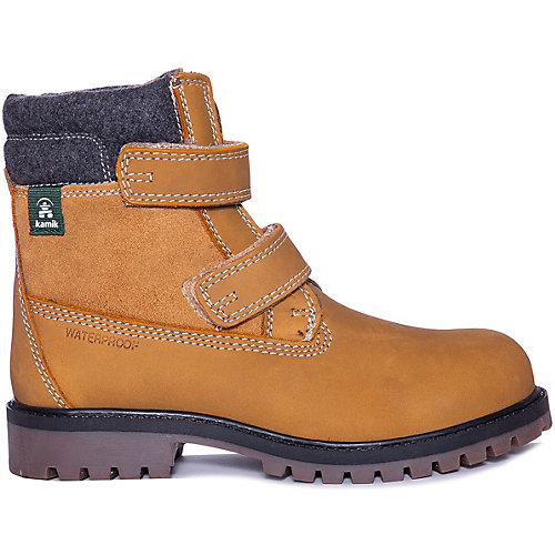 Утепленные ботинки Kamik Takodav - светло-коричневый от Kamik
