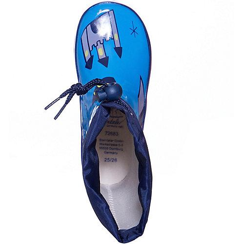 Резиновые сапоги Sterntaler для мальчика - голубой от Sterntaler