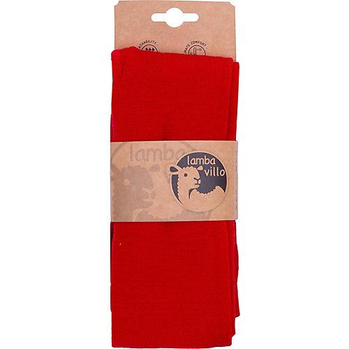 Колготки Lamba villo Soft - красный от Lamba villo