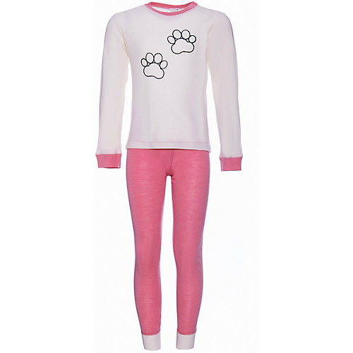 Комплект Lamba villo - розовый/белый от Lamba villo