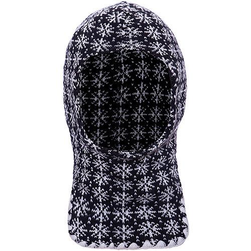Шапка-шлем Lamba villo - черный/белый от Lamba villo