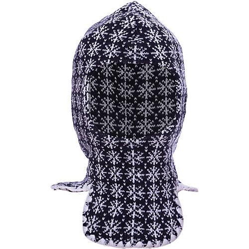 Шапка-шлем Lamba villo - белый/серый от Lamba villo