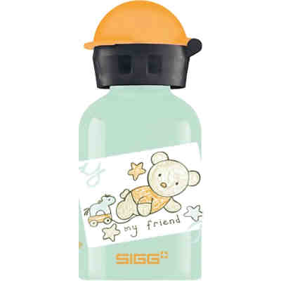 Alu-Trinkflasche Bear Friend, 300 ml