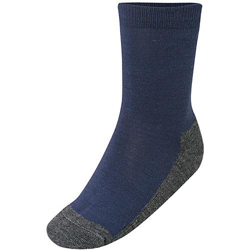 Термоноски Lamba villo - сине-серый от Lamba villo