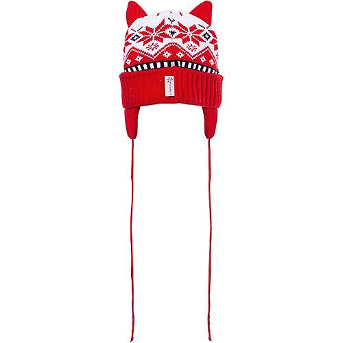 Комплект Gakkard: шапка и шарф - красный от Gakkard