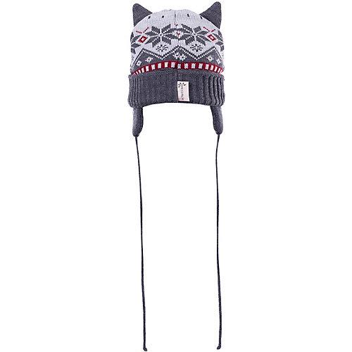 Комплект Gakkard: шапка и шарф - серый от Gakkard