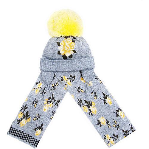Комплект Gakkard: шапка и шарф от Gakkard